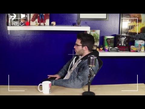 Super News Live: Becoming Captain Spaulding