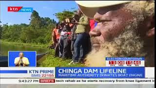 Chinga Dam to enhance fishing activities in the area through better technologies