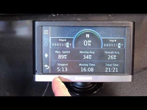 Tutorial On Using & Operating Garmin Nuvi 2557LMT 2597LMT GPS Navigation System