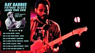 "Ray Barbee ""Future Blues"" Japan Tour 2018 