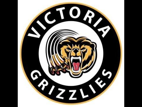 Victoria Grizzlies Round 1 Playoff Promo 2017