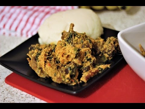 HOW TO COOK EGUSI SOUP | Nigerian Food Channel