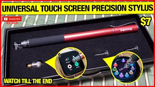 THE BEST UNIVERSAL TOUCH SCREEN 2IN1 PRECISION STYLUS PEN