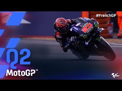 タイム更新が続発した予選タイムアタック MotoGP 2021 第5戦フランス Q2ラスト5分動画