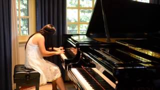 Meg Chen - Div. 3 | Muczynski: Paganini Variations, Op. 48 (Desperate Measures)