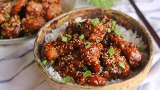 BETTER THAN TAKEOUT – Sesame Chicken