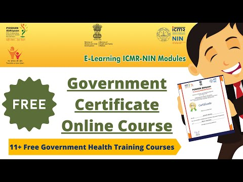 Free Government Online Courses & Free Certificate | 11+ free online ...
