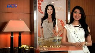 Patricia Ellen Setiawan for Miss Indonesia 2015