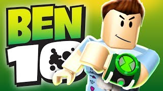 BEN 10 ARRIVAL OF ALIENS IN ROBLOX