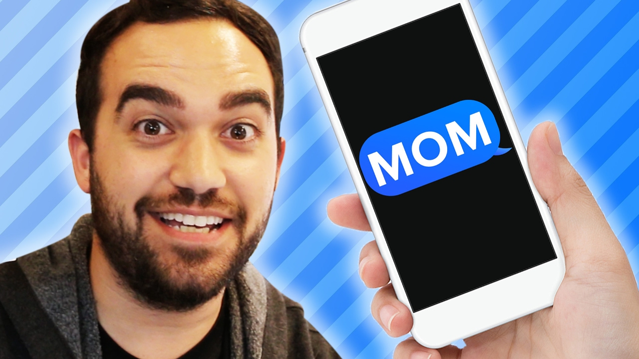 People Read The Last Text They Got From Their Mom thumbnail