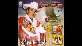 Oscar Ovidio Apariencias Álbum Completo Full Audio