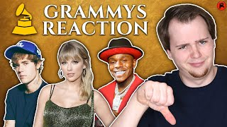 REACTING TO THE 2021 GRAMMY NOMINATIONS