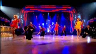 Алиша Диксон, Alesha Dixon - The Boy Does Nothing [Strictly Come Dancing live]