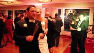 Christina and Mike's Wedding Trailer