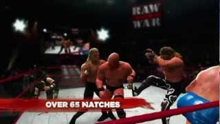 WWE '13 Attitude Era Mode Official Trailer