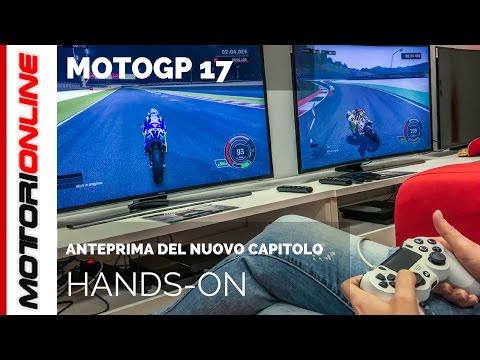MotoGP 17, tutte le caratteristiche in anteprima [INTERVISTA SPECIALE]