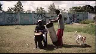 preview picture of video 'Brazzaville 27.10.2013'