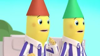 The Elephant - Animated Episode - Bananas In Pyjamas Official