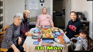 Ngày Tết Đoàn Viên, Bữa Cơm Ấm Cúng Bên Gia Đình #458