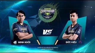 Vermisse (Minh Khôi) vs Hakumen (Đức Hiếu) [Vòng Bảng] [05.10.2018] - FO4 National Championship