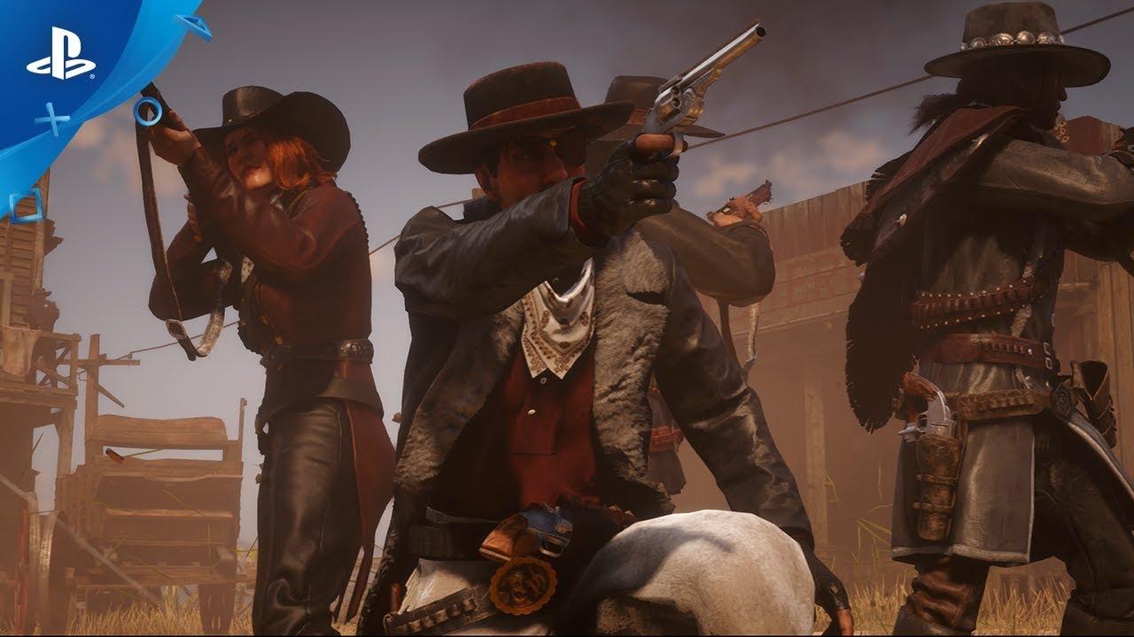 Red Dead Online: Professioni della frontiera ora disponibile