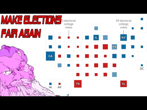 The Electoral College is Affirmative Action for Republicans
