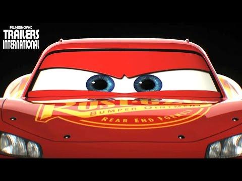 CARROS 3 | Apresentando: McQueen, Jackson Storm e Cruz Ramirez