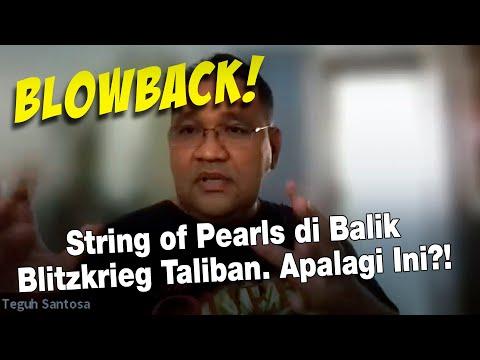 String of Pearls di Balik Blitzkrieg Taliban. Apalagi Ini?!