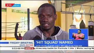 Nick Okoth to captain Kenyan Boxing Hit Squad Team