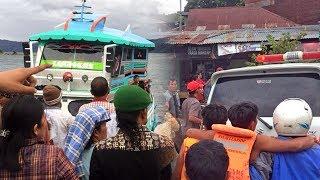 Terungkap Dugaan Penyebab KM Sinar Bangun Karam di Danau Toba