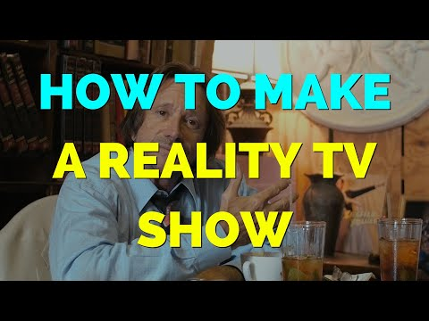 , title : 'Starting A Reality TV Show