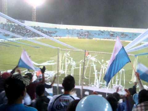 """Terrorizer - Recibimiento a Tampico Madero"" Barra: La Terrorizer • Club: Tampico Madero"