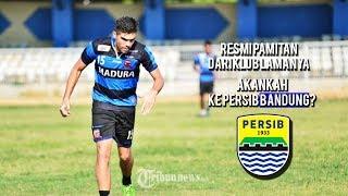 Resmi Pamit dari Madura United, Akankah Fabiano Beltrame Berlabuh ke Persib Bandung?