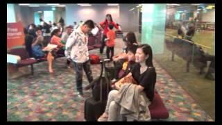 preview picture of video 'Batam - Singapore - Hanoi'