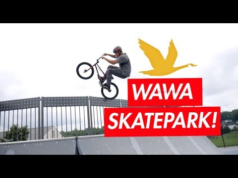 SUNDAY FUNDAY AT WAWA SKATEPARK!