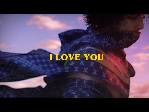 Rilès - I LOVE YOU (Lyric Video)