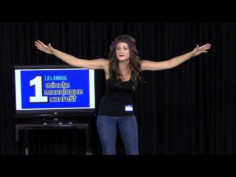 7th Annual 1Minute Monologue Contest Top 10 Part I