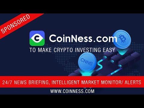 Review of CoinNess.com | A Free Crypto News Aggregator