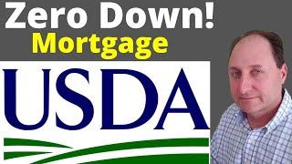 Zero Down USDA Loans - How to Qualify