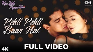 Pehli Pehli Baar Hai - Video Song   Kya Yehi Pyaar Hai   Aftab & Ameesha Patel   Sonu Nigam