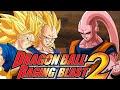 DBRB2: SSJ3 Goku and SSJ3 Vegeta VS Super Buu Gohan Absorbed
