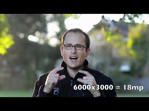 Resolution and print sizes explained