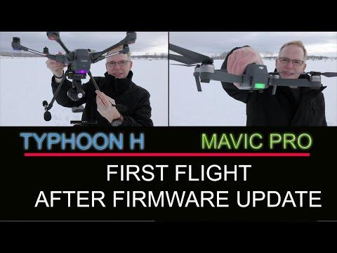 typhoon-h-and-mavic-pro--firmware-update-test-flight