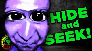 The Game I NEVER Played...   Ao Oni (Scary Game)