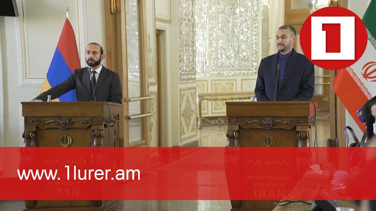 Biz strateji tərəfdaşlığımızı bütün istiqamətlərdə dərinləşdirməyə hazırıq: Ararat Mirzoyan