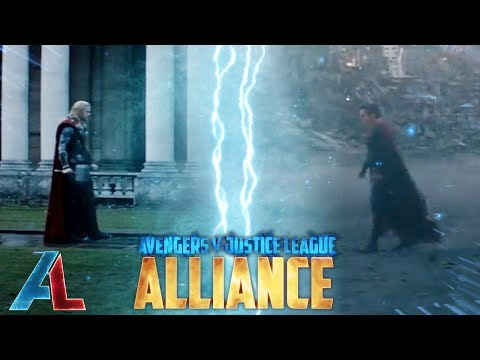 Avengers v Justice League: Alliance Promo - This Friday