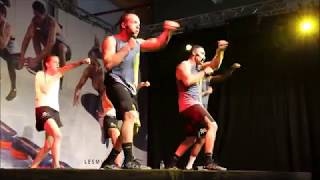 BodyCombat 72 - LMXD Brussels 2017