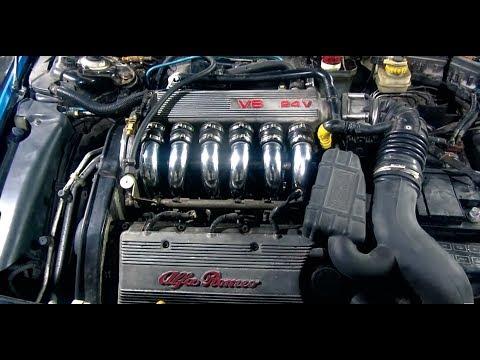 ГРМ сервис на 2.5 V6 на 156 альфа ромео. Belt replacement for Alfa Romeo 2.5 V6 на 156