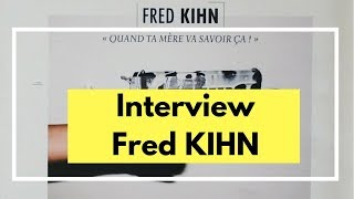 Photo Rapporteur interview Fred Kihn
