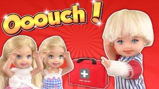 Barbie - Tommy Gets Hurt | Ep.298